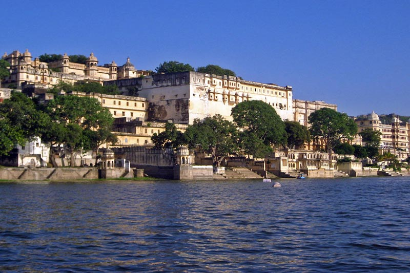 Golden Triangle with Udaipur Main